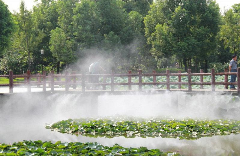 诸暨店口西林文化公园景观